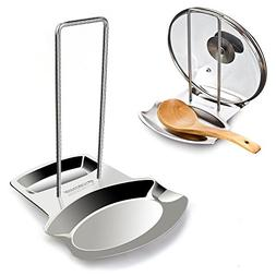 Yummy Sam Lid and Spoon Rest, Utensils Lid Holder Spoon Hold