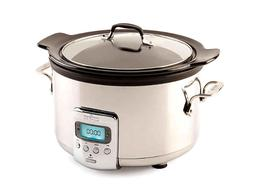 All-Clad 4 QT. Electric Slow Cooker With Ceramic Insert SD71