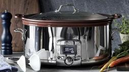•All Clad Gourmet 7 Qt. Slow Cooker Browning Feature $299