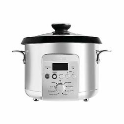 All-Clad NK500 Electric Multi Rice Cooker 4 Qt Grain, Stainl