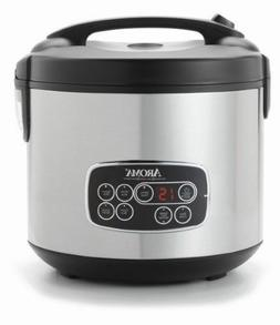 Aroma ARC-3000SB Steamer Rice Cooker Professional 4 - 20 Cup