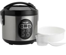 Aroma Housewares 20 Cup Cooked Digital Rice Cooker, Slow Coo