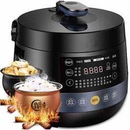 Midea Automatic Electric Pressure Cooker with Eight Function