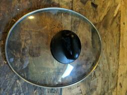 Sensio Bella Triple Slow Cooker Crock Pot 2.5 Qt Oval Glass