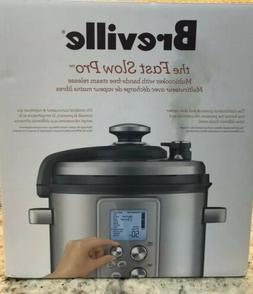bpr700bss multi pressure cooker the fast slow