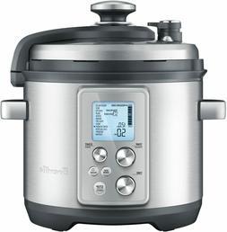 Breville BPR700BSS The Fast-Slow Pro Cooker w/Healthy Pressu
