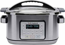 Instant Pot Aura Pro 8Qt Programmable Slow Cooker with Sous