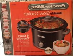 Brand New Crockpot Slow Cookers  Kitchen Cookware Cooking Po