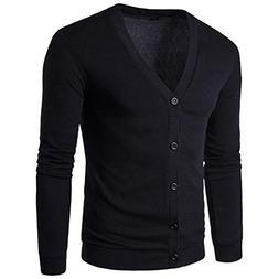Men Cardigans, 2017 New Hot Sale Men Autumn Winter Sweaters