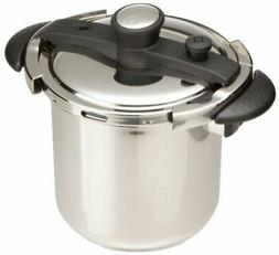 Concord Cookware Stainless Steel Pressure Cooker, 8-Quart