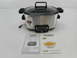 Cuisinart® Cook Central 6-quart Multi Cooker