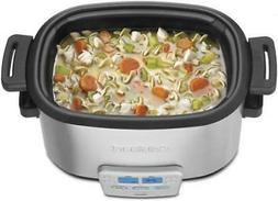 Cuisinart Cook Central Slow Cooker - 4 Quart