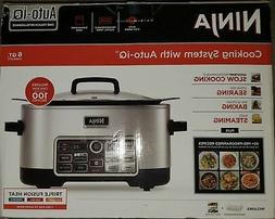 Ninja Cooking System with Auto-iQ CS960