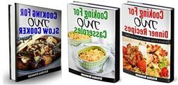 Cooking For Two Box Set:  Cooking for Two: Slow Cooker Recip