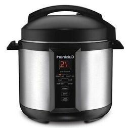 Cuisinart CPC-400 4-Quart Pressure Cooker, Silver