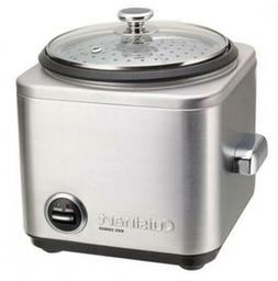 Cuisinart CRC-400 Rice Cooker 4-Cup Silver