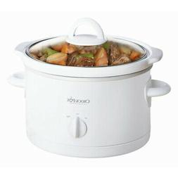 Crock-Pot 2.5-Quart Slow Cooker, Manual SCR250-MASTER