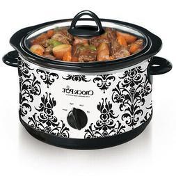 Crock-Pot 4.5-Quart Slow Cooker, Manual SCR450-MASTER