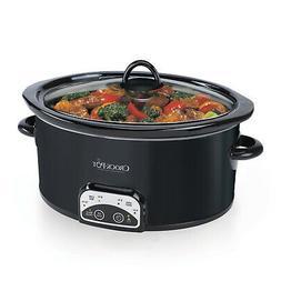 Crock-Pot 4-Quart Smart-Pot Digital Slow Cooker