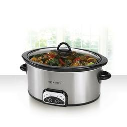 Crock-Pot 6 Qt. Smart-Pot Slow Cooker - SCCPVP600-S