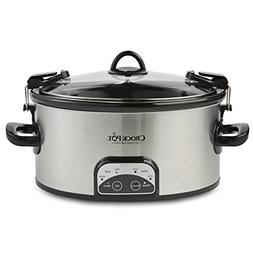 crock pot 6 quart programmable cook