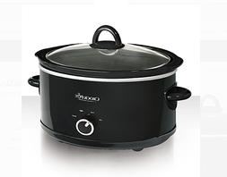 Crock-Pot 7 Compact Slow Cooker Kitchen Appliance For Family
