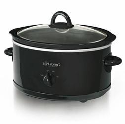 Crock-Pot 7-Quart Slow Cooker Carry Manual Portable Secure S