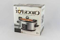 crock pot 7qt slow cooker with locking