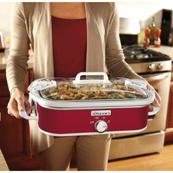 Crock-Pot Casserole Slow Cooker & Pressure Electric Cooker 3