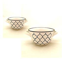 Crock Pot Dinnerware Ceramic Soup Bowls