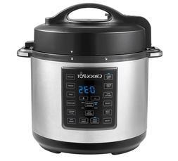 crock pot express crock 6qt pressure cooker