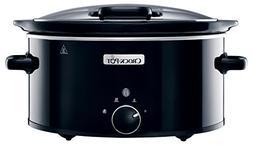Crock Pot 5.6L Hinge Lid Slow Cooker 220/240 volt 50Hz