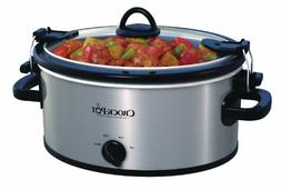 Crock-Pot SCCPVL400-S 4-Quart Cook and Carry Slow Cooker, St