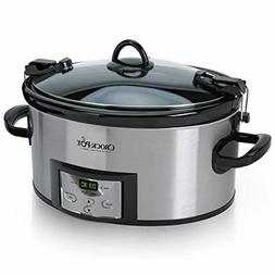 crock pot sccpvl610 s a 6 quart