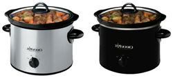 Crock-Pot SCR300 Manual Slow Cooker, 2 Colors