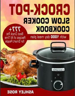 Crock-Pot Slow Cooker Cookbook  777 Best Crock Pot Recipes o