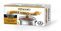 Crock Pot Slow Cooker Liners, 24 Liners