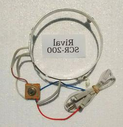 Rival Crock Pot Slow Cooker Temperature Switch Heating Eleme