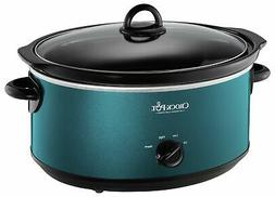 Crockpot SCV700-KT Deisgn to Shine 7QT Slow Cooker, Turquois