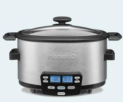 Cuisinart MSC-400 3-In-1 Cook Central 4-Quart Multi-Cooker: