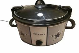 Dallas Cowboys NFL Crock-Pot® Cook & Carry™ 6-qt.