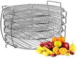 Dehydrator Rack Stand For Ninja Foodi Accessories Food Grade