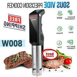 Digital Sous Vide Cooker Machine Precision Thermal Immersion