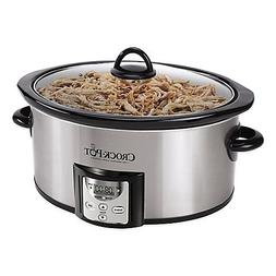 Crock-Pot® 4 qt. Count Down Slow Cooker with Built-in Timer