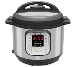 Instant Pot Duo 80 7-in-1 8qt 1200W Pressure Cooker - Silver