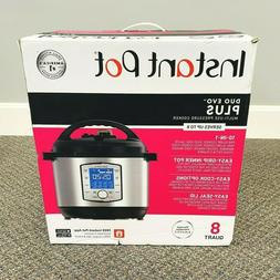 Instant Pot Duo Evo Plus 8 Quart 10 IN 1 Multi-use Pressure
