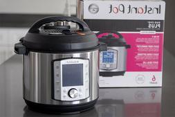 Instant Pot Duo Evo Plus 9-in-1 Electric Pressure Cooker, Sl