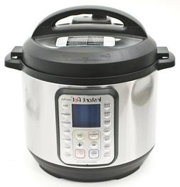 Instant Pot DUO Plus 60, 6 Qt 9-in-1 Multi- Use Programmable