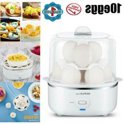 Egg Cooker Electric for for Hard Boiled Poached,Scrambled Om