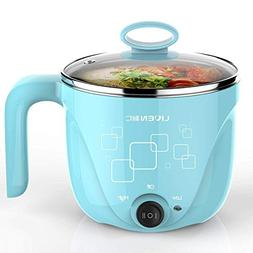 1L Liven Electric Hot Pot with 304 Stainless Steel healthy i